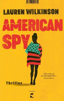 American Spy (eBook, ePUB) - Wilkinson, Lauren