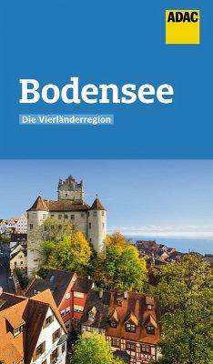 ADAC Reiseführer Bodensee (eBook, ePUB) - Philipp, Margrit
