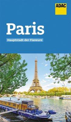 ADAC Reiseführer Paris (eBook, ePUB) - Fieder, Jonas