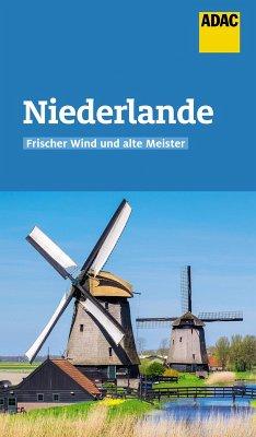 ADAC Reiseführer Niederlande (eBook, ePUB) - Johnen, Ralf