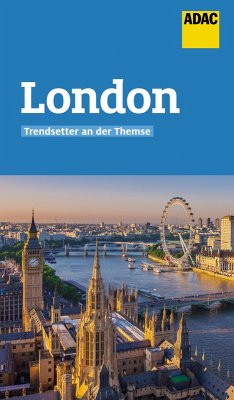 ADAC Reiseführer London (eBook, ePUB) - Grever, Josephine