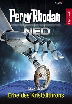 Erbe des Kristallthrons / Perry Rhodan - Neo Bd.226
