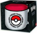 Pokemon Becher Trainer Pokeball (400 ml)