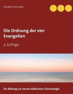 Die Ordnung der vier Evangelien