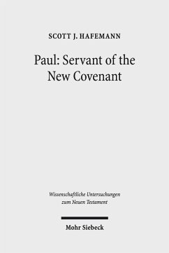 Paul: Servant of the New Covenant (eBook, PDF) - Hafemann, Scott J.