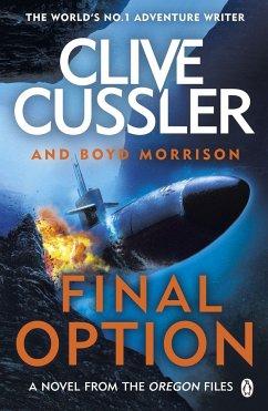 Final Option - Cussler, Clive; Morrison, Boyd