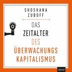 Das Zeitalter des Überwachungskapitalismus (MP3-Download)
