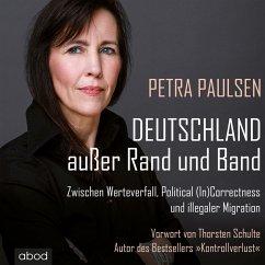 Deutschland außer Rand und Band (MP3-Download) - Paulsen, Petra