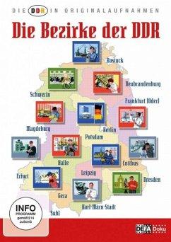 DDR in Originalaufnahmen-Die Bezirke der DDR - Ddr In Originalaufnahmen,Die