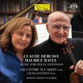 Music For Violin And Piano (Natural Sound Recordin