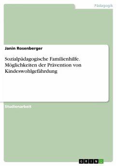 Sozialpädagogische Familienhilfe. Möglichkeiten der Prävention von Kindeswohlgefährdung (eBook, PDF)