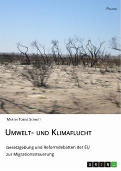 Umwelt- und Klimaflucht. Gesetzgebung und Reformdebatten der EU zur Migrationssteuerung (eBook, PDF)