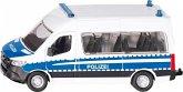Siku 2305 - Mercedes Benz Sprinter Bundespolizei, Polizei, Fahrzeug, 1:50