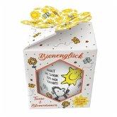 """Tasse & Blumensamen Bienenglück """"Damit die Sonne für Dich scheint!"""""""