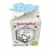 """Tasse & Blumensamen Bienenglück """"Wie schön, dass es Dich gibt!"""""""