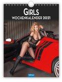 """Wochenkalender """"GIRLS"""" 2021"""