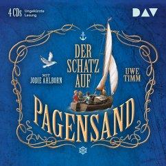 Der Schatz auf Pagensand (MP3-Download) - Timm, Uwe
