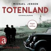 Totenland - Inspektor Jens Druwe - Ein Jens-Druwe-Roman, Band 1 (Ungekürzt) (MP3-Download)