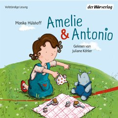 Amelie & Antonio Bd.1 (MP3-Download) - Hülshoff, Monika