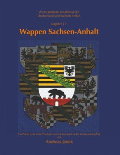 Wappen Sachsen-Anhalt (eBook, ePUB)