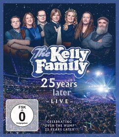 25 Years Later - Live - Kelly Family,The