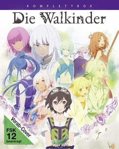Die Walkinder Komplettbox BD BLU-RAY Box