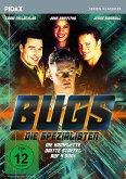 Bugs - Die Spezialisten - Staffel 3 DVD-Box