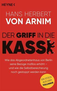 Der Griff in die Kasse (eBook, ePUB) - Arnim, Hans Herbert von