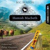 Hamish Macbeth und das tote Flittchen - Schottland-Krimis, Teil 5 (Ungekürzt) (MP3-Download)