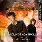 Doctor Who - Schädlingskontrolle (Ungekürzt) (MP3-Download)