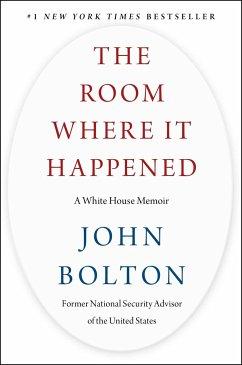 The Room Where It Happened - Bolton, John