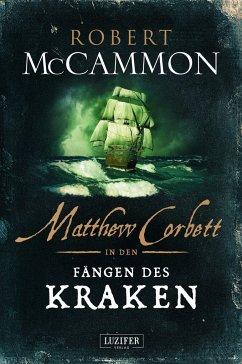 MATTHEW CORBETT in den Fängen des Kraken - McCammon, Robert