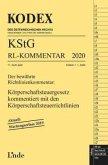 KODEX KStG RL-Kommentar 2020 (f. Österreich)