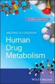 Human Drug Metabolism (eBook, ePUB)