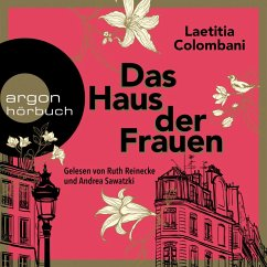 Das Haus der Frauen (Ungekürzte Lesung) (MP3-Download) - Colombani, Laetitia