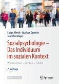 Sozialpsychologie - Das Individuum im sozialen Kontext (eBook, PDF)