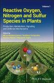 Reactive Oxygen, Nitrogen and Sulfur Species in Plants (eBook, ePUB)