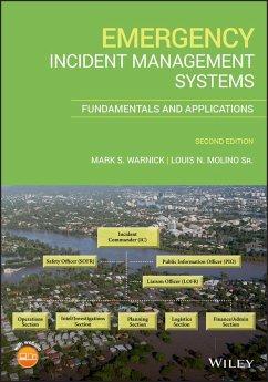 Emergency Incident Management Systems (eBook, ePUB) - Warnick, Mark S.; Molino, Louis N.