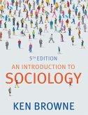 An Introduction to Sociology (eBook, ePUB)