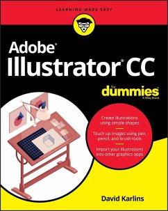 Adobe Illustrator CC For Dummies (eBook, ePUB) - Karlins, David