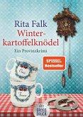 Winterkartoffelknödel. Großdruck / Franz Eberhofer Bd.1 (Mängelexemplar)