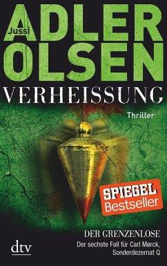 Verheißung - Der Grenzenlose / Carl Mørck. Sonderdezernat Q Bd.6 (Mängelexemplar) - Adler-Olsen, Jussi