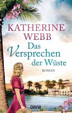 Das Versprechen der Wüste (Mängelexemplar) - Webb, Katherine