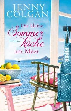 Die kleine Sommerküche am Meer / Floras Küche Bd.1 (Mängelexemplar) - Colgan, Jenny