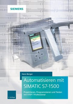 Automatisieren mit SIMATIC S7-1500 (eBook, PDF) - Berger, Hans