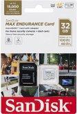 SanDisk Max Endurance 32GB microSDHC SDSQQVR-032G-GN6IA