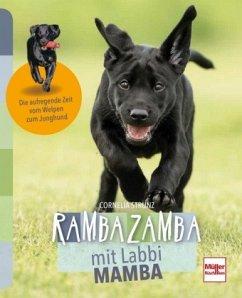 Rambazamba mit Labbi Mamba (Mängelexemplar) - Strunz, Cornelia