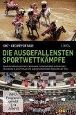 Die Ausgefallensten Sportwettkämpfe - 360° GEO Reportage - 2 Disc DVD