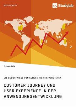 Customer Journey und User Experience in der Anwendungsentwicklung. Die Bedürfnisse von Kunden richtig verstehen (eBook, PDF)