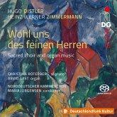 Geistliche Musik-Sacred Choir And Organ Music